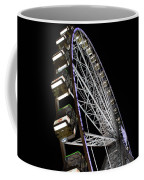 Ferris Wheel At Night 16x20 Coffee Mug