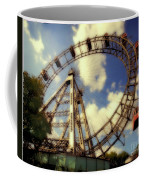 Ferris Wheel At The Prater Coffee Mug