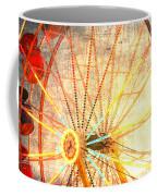 Ferris Wheel Jazz Coffee Mug