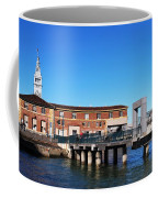 Ferry Building And Pinnacle Building - San Francisco Embarcadero Coffee Mug