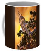 Ferry Building Golden Sun Coffee Mug