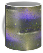 Ferry In The Fog Coffee Mug