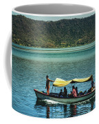 Ferry - Lago De Coatepeque - El Salvador I Coffee Mug
