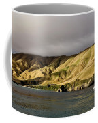 Ferry View Picton New Zealand Coffee Mug