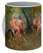 Festival Of Centaurs Coffee Mug