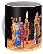 Festival Of The Lion King Coffee Mug