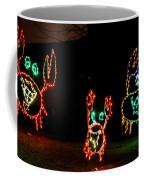Festive Crab Decorations Coffee Mug