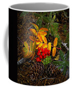 Festive Elements Coffee Mug