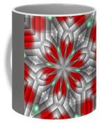 Festive Fractal Coffee Mug