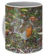 Festive Robin Coffee Mug