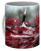 Festive With The Snow Coffee Mug
