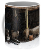 Fiber And Feather Coffee Mug