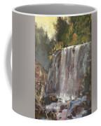 Fictitious Falls Coffee Mug