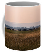 Field Of American Bison  Coffee Mug