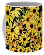 Field Of Black-eyed Susans Coffee Mug