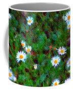 Field Of Daisys  Coffee Mug