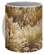 Field Of Feathers Coffee Mug
