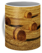 Field Of Gold #1 Coffee Mug