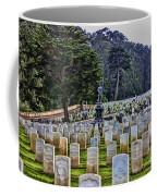 Field Of Heroes Coffee Mug