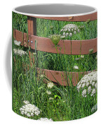 Field Of Lace Coffee Mug