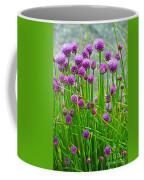 Field Of Onions  Coffee Mug