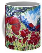 Field Of Poppies 02 Coffee Mug