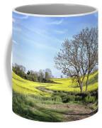 Field Of Rape Coffee Mug
