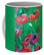 Field Of Red 2 Coffee Mug