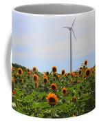 Where The Sunflowers Shine Coffee Mug