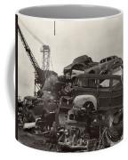 Field Of Woody Dream Cars Coffee Mug by Jack Pumphrey