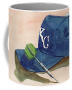 Fielder Coffee Mug by Terry Lewey