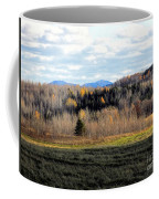 Fields And Folds Coffee Mug