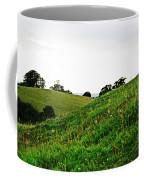 Fields In Glastonbury Coffee Mug