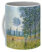 Fields In Spring, 1887 Coffee Mug