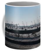 Fields Of Snow Coffee Mug