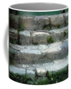 Fieldstone Stairs New England Coffee Mug