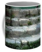 Fieldstone Stairs New England Coffee Mug