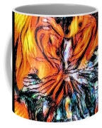 Fiery Crystal Coffee Mug