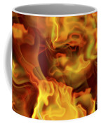 Fiery Mist Coffee Mug