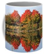 Fiery Reflections Coffee Mug