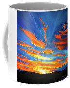 Fiery Skies Coffee Mug