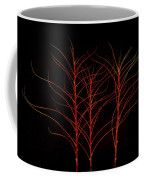 Fiery Trees Coffee Mug