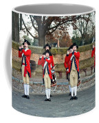 Fifes And Drums Coffee Mug