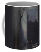Fifth Avenue At Twilight Coffee Mug
