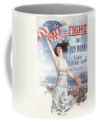 Fight Or Buy Bonds Coffee Mug