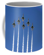 Fighter Attack Coffee Mug