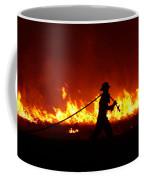 Fighting The Fire Coffee Mug
