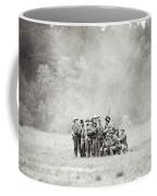 Fighting Through The Smoke Coffee Mug