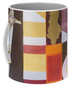 Figurativ Albanian Simbols Coffee Mug