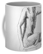 Figure Drawing 3 Coffee Mug